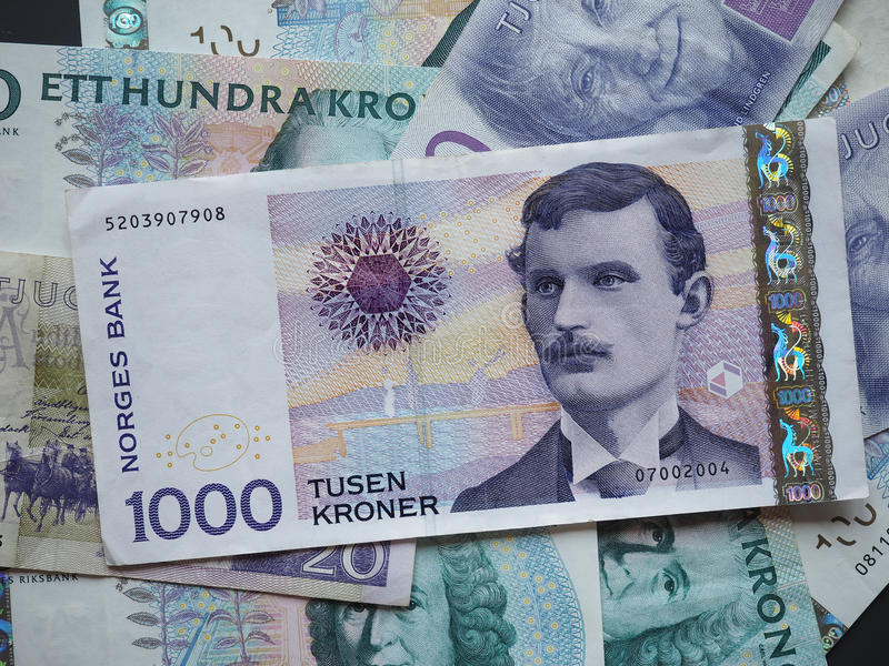 1000 Nok Euro