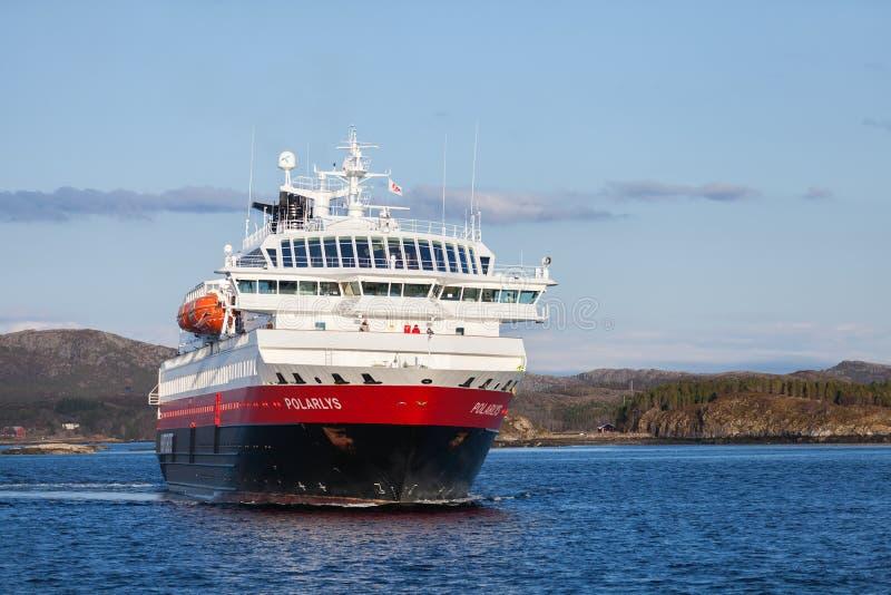 Download Norwegian Passenger Cruise Ship MS Polarlys Editorial Photo - Image: 34267366