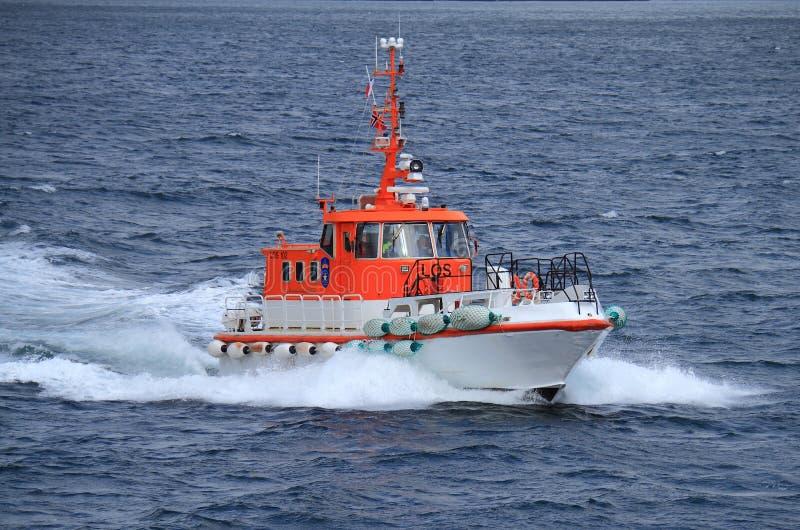 Norway: Pilot Boat stock photos
