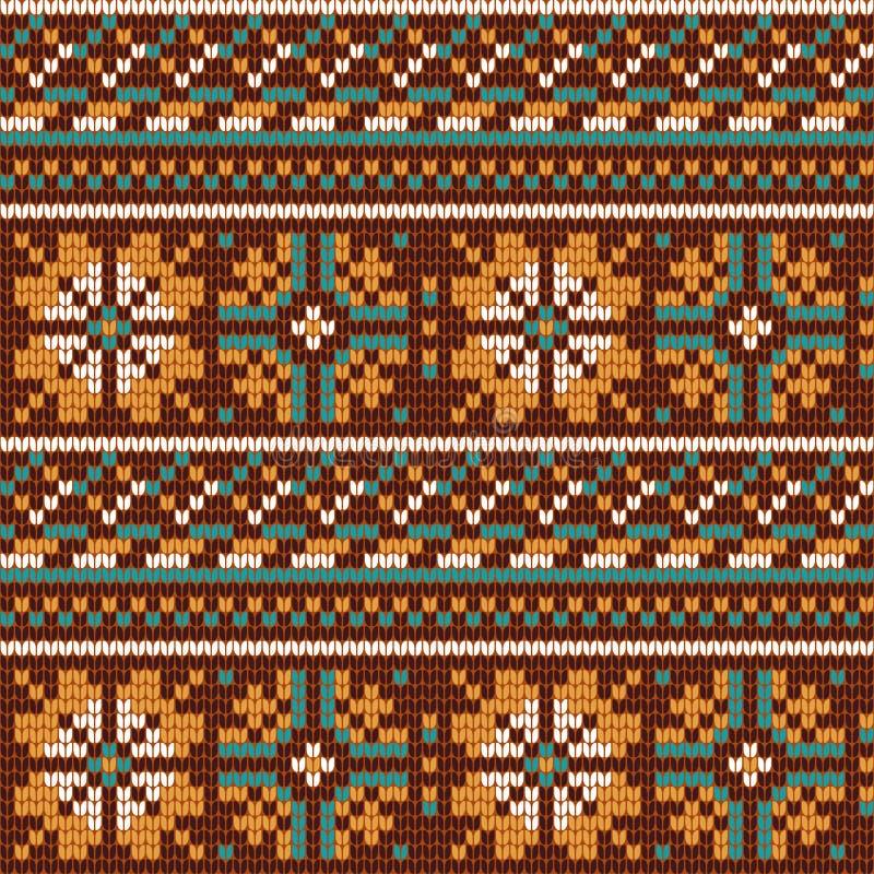 Download Norwegian Star Knitting Pattern Stock Illustration - Illustration of christmas, icelandic: 83722407