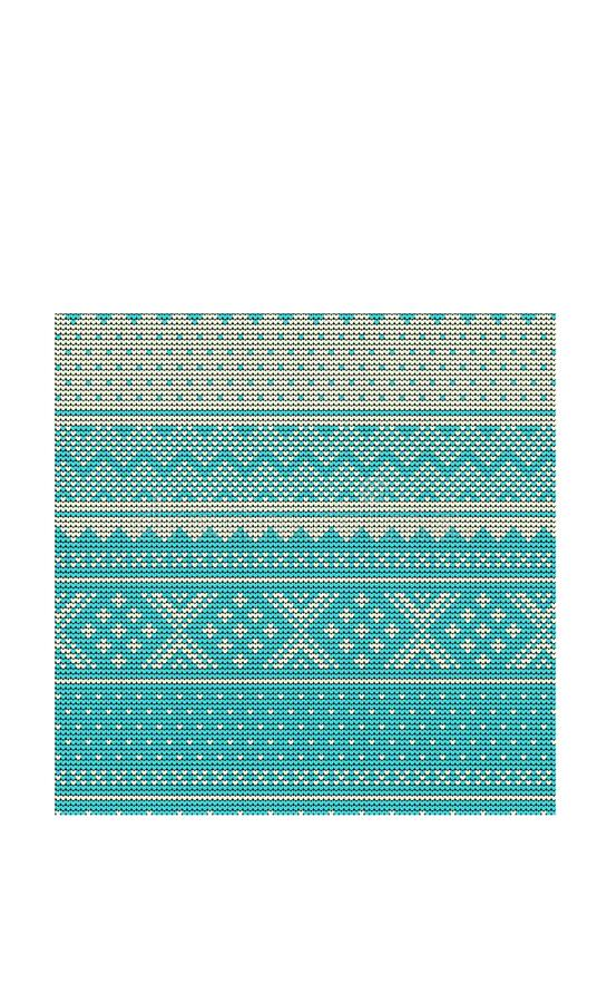 Norwegian traditional ornament. Seamless pattern with geometric ornament. Knitting Pattern. royalty free stock image