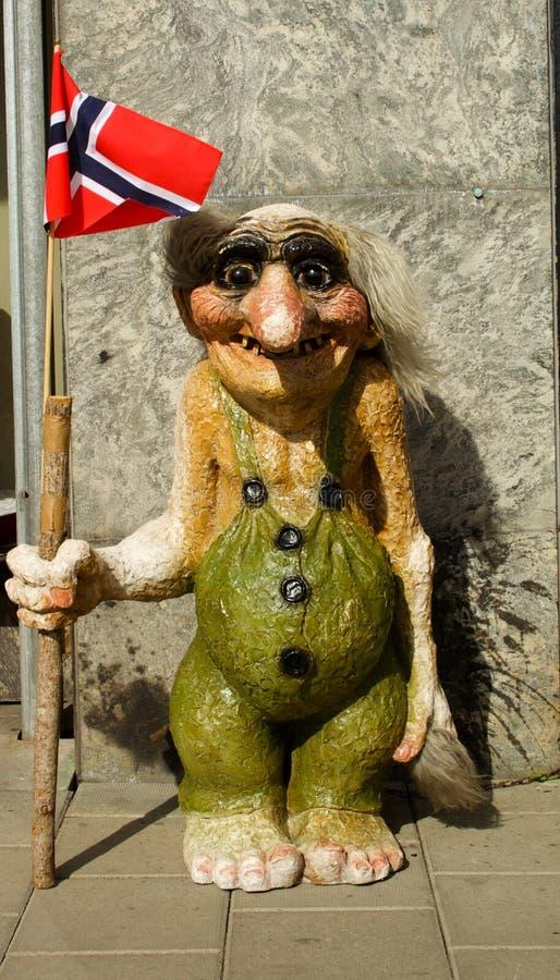 Download Norwegian troll stock image. Image of traditional, scandinavian - 9034163