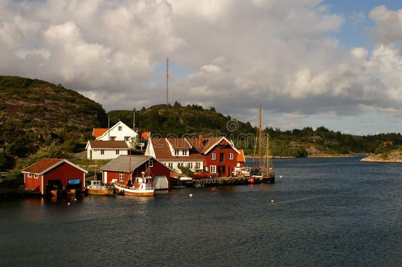 Download Norwegian village stock photo. Image of house, pleasure - 11172502