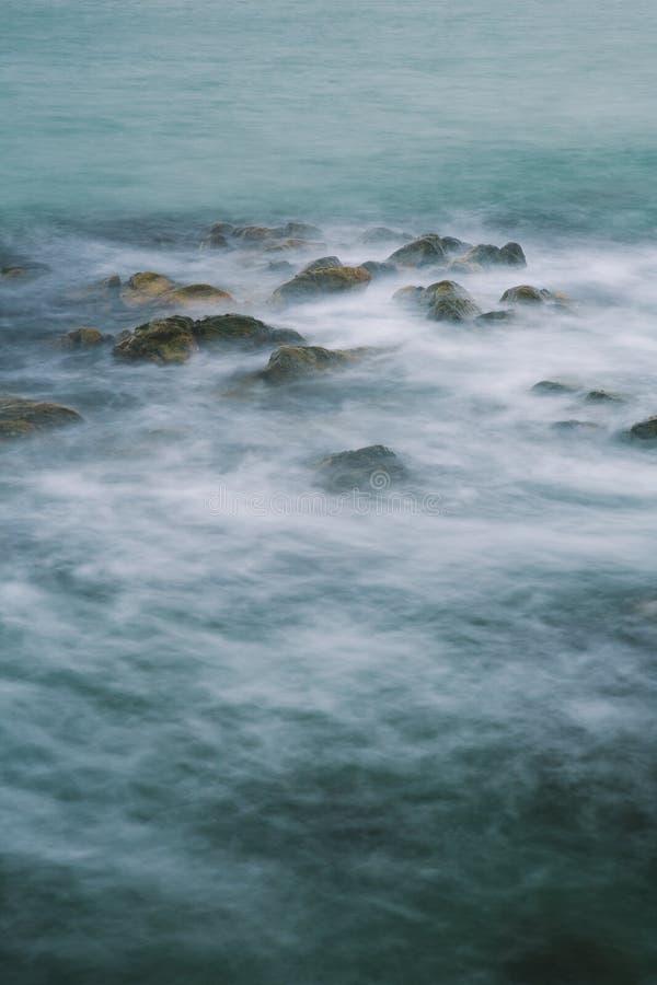 Norweski morze obraz stock