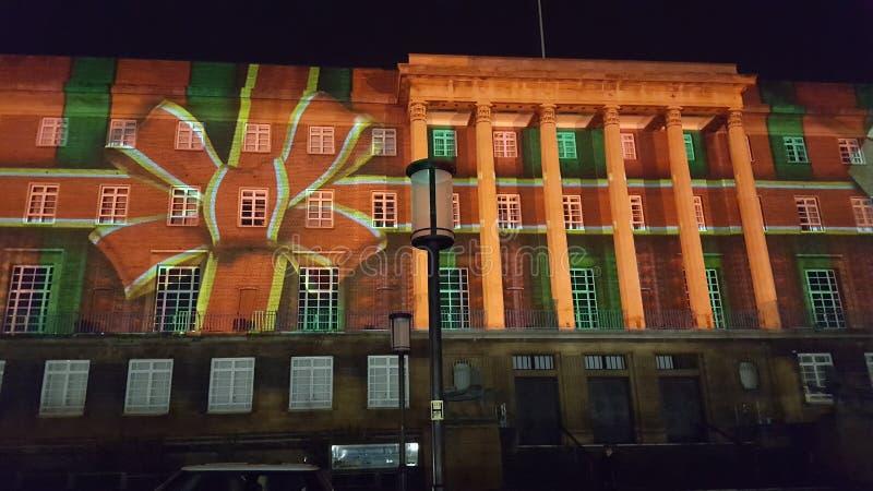 Norwich City Hall image stock