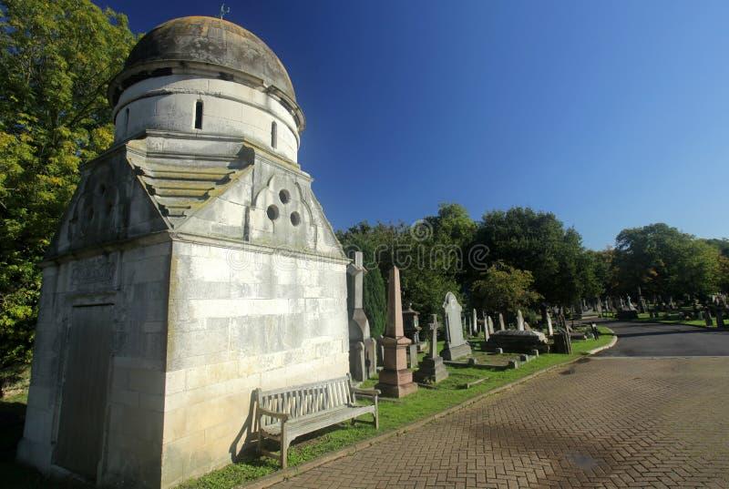 Norwood cementary zdjęcia royalty free