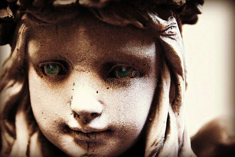 Nose, Eye, Girl, Close Up royalty free stock photos