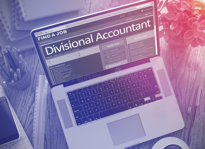 Nosotros contable divisional de alquiler 3d fotos de archivo libres de regalías