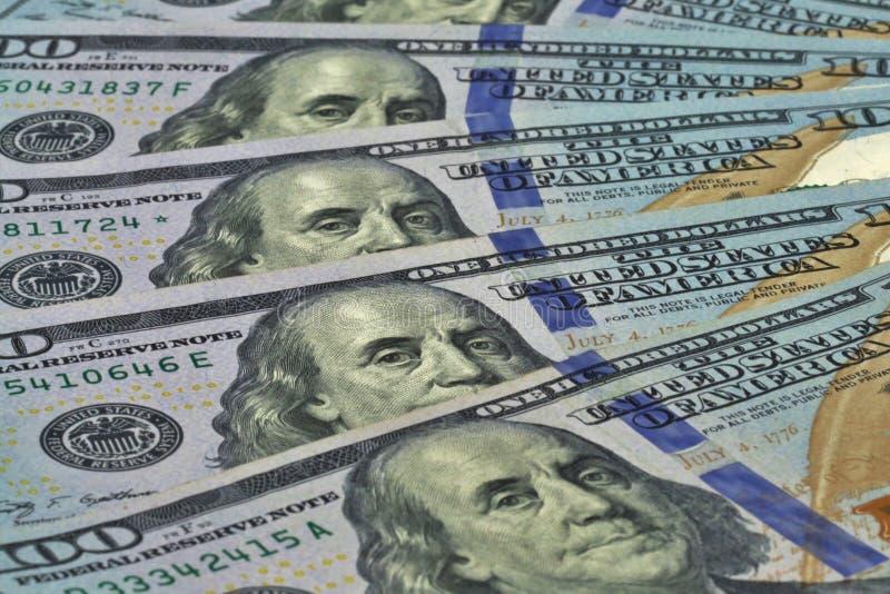 Nosotros dinero en circulación fotos de archivo