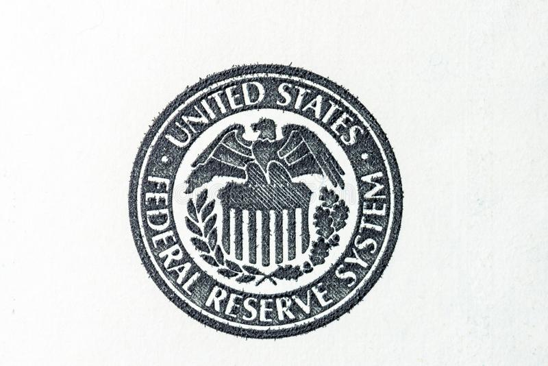 Nosotros divisa nacional cientos dólares cerca para arriba fotos de archivo