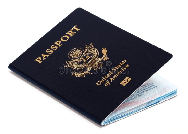Nosotros pasaporte fotografía de archivo