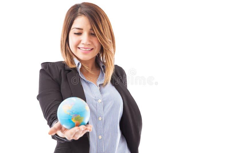 Nosso negócio é internacional fotos de stock