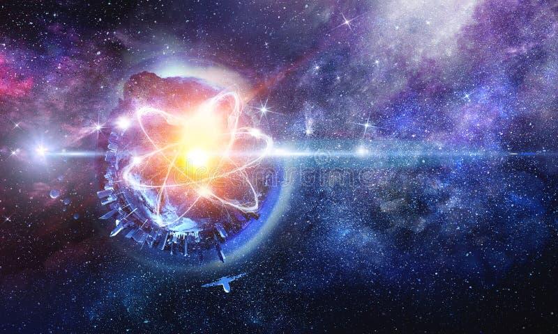 Nosso universo original foto de stock royalty free