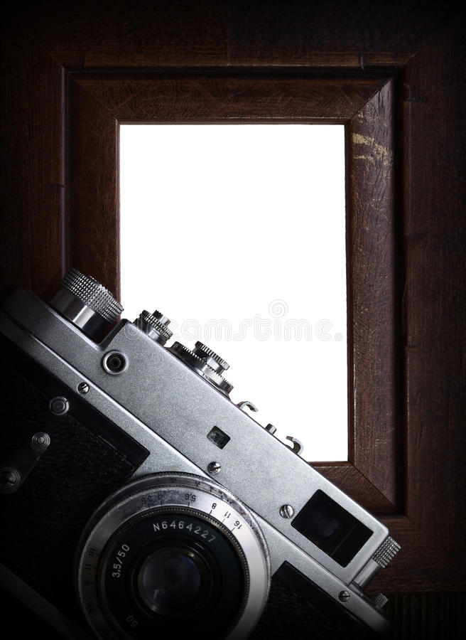 Nostalgia, arte y fotografía imagen de archivo