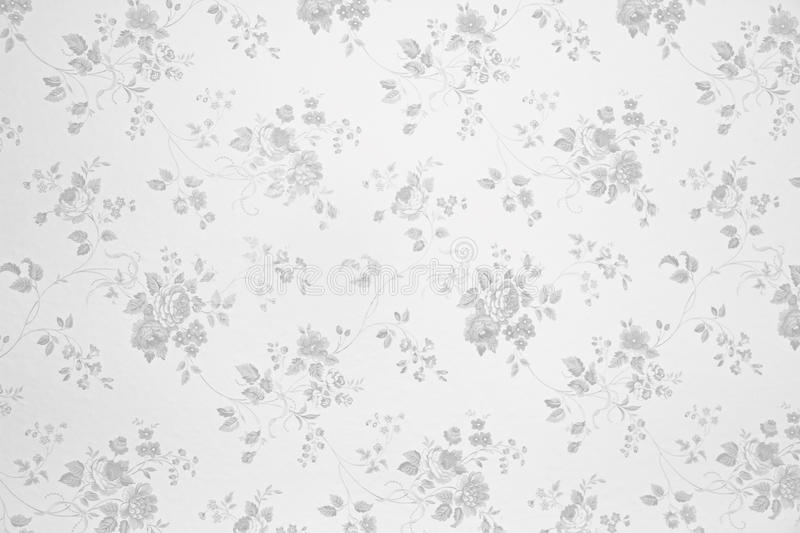 Nostalgic floral Background with roses royalty free stock image