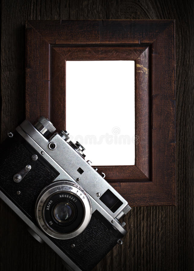 Nostalgie, art et photographie photo stock