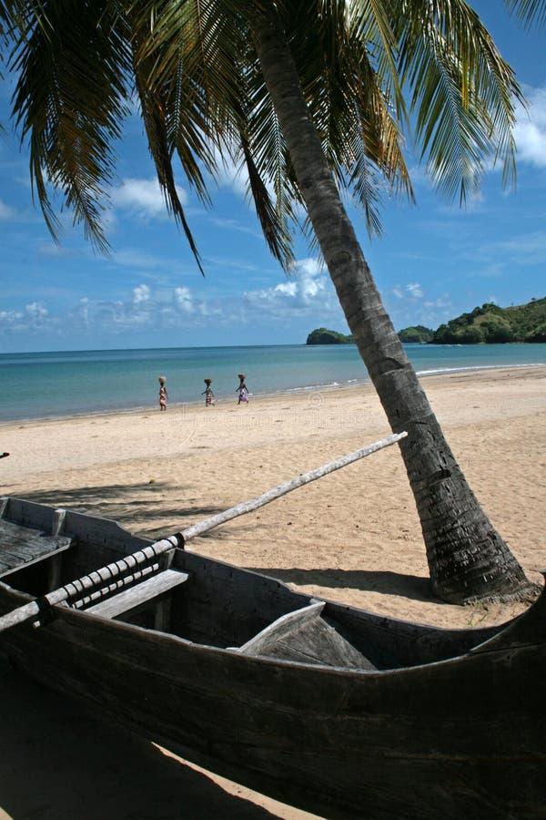 Nosy seja console, Madagascar fotos de stock royalty free