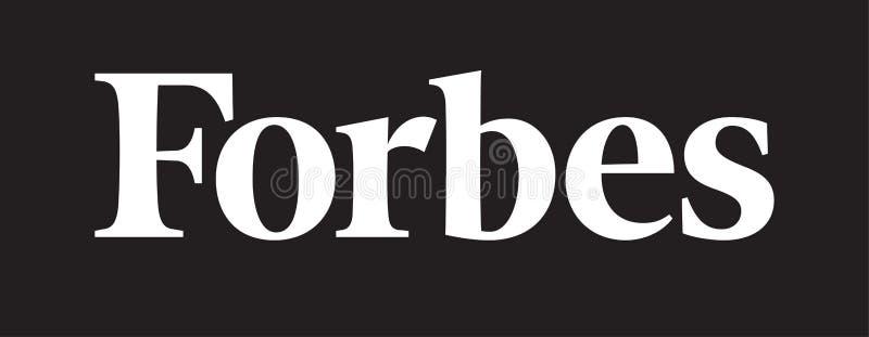 Notícia do logotipo de Forbes