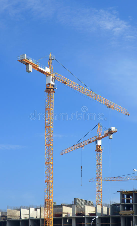 Download Not completed building stock photo. Image of mount, pipeline - 33523354