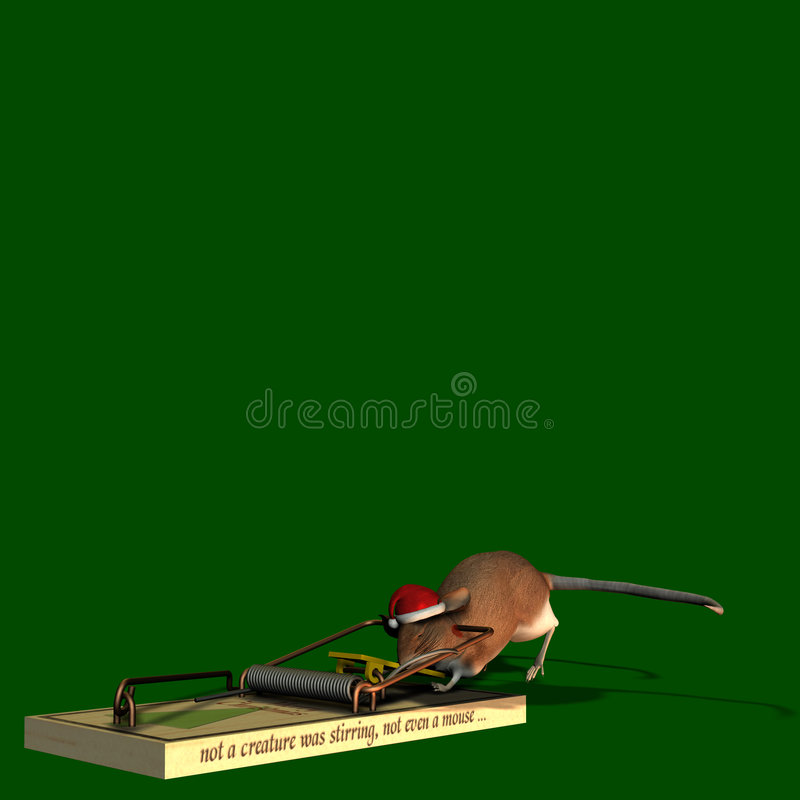 Download Not A Creature Was Stirring ... Stock Illustration - Image: 392195