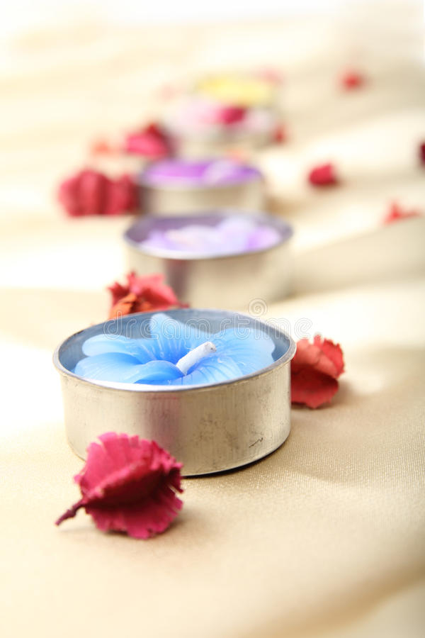 Download Not Scented candles yet . stock photo. Image of objects - 24099026