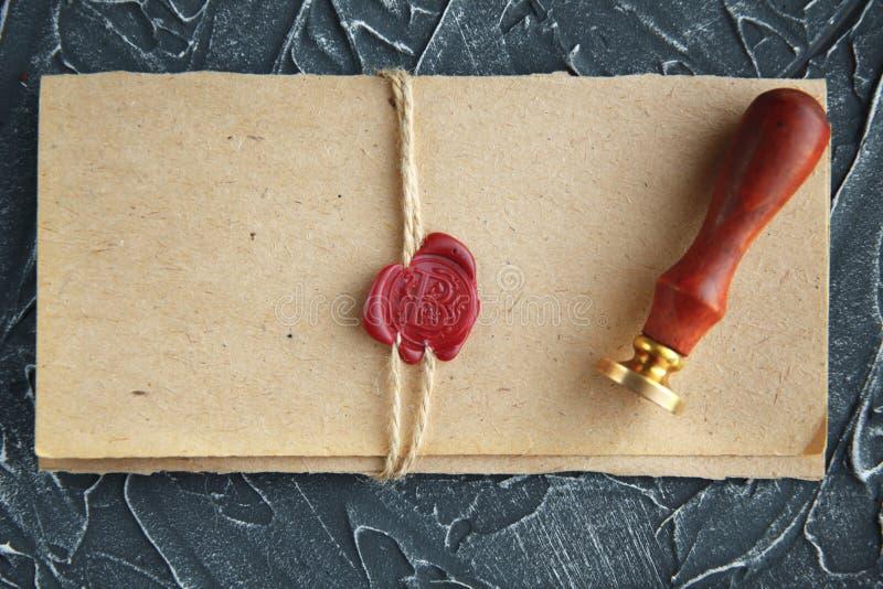 Notaire, mandataire Concept de loi avec le timbre dans la salle d'audience timbre juridique de legs de confiance de cour de contr photographie stock
