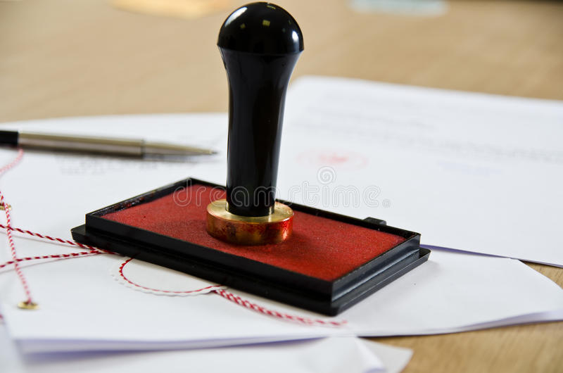 Download Notary public stamper stock photo. Image of certify, judge - 23420706