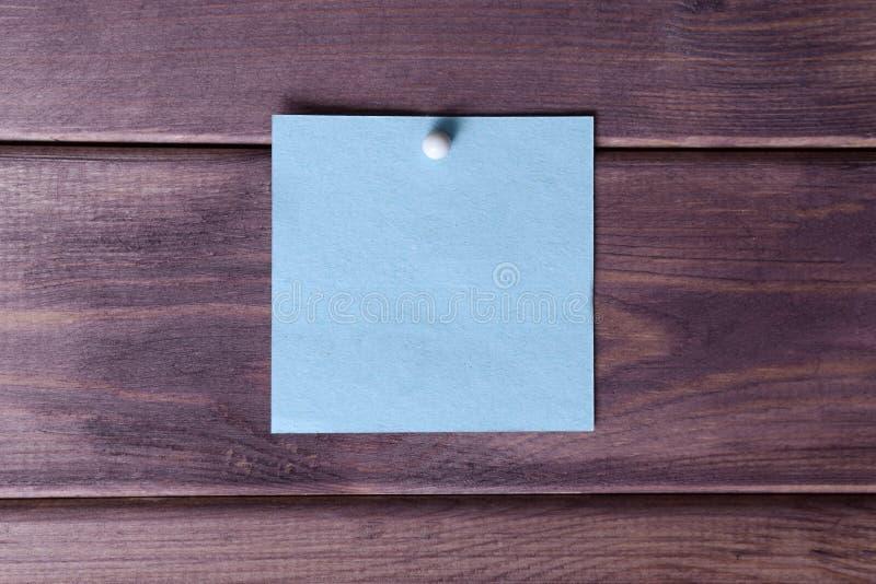 Notas, etiqueta engomada foto de archivo libre de regalías