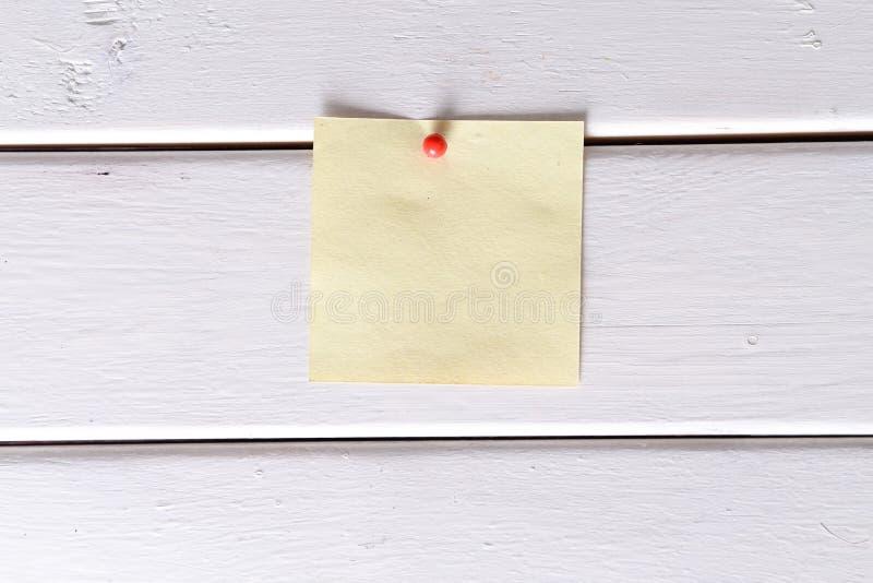 Notas, etiquetas imagens de stock