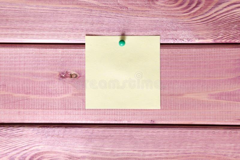 Notas, etiquetas foto de stock