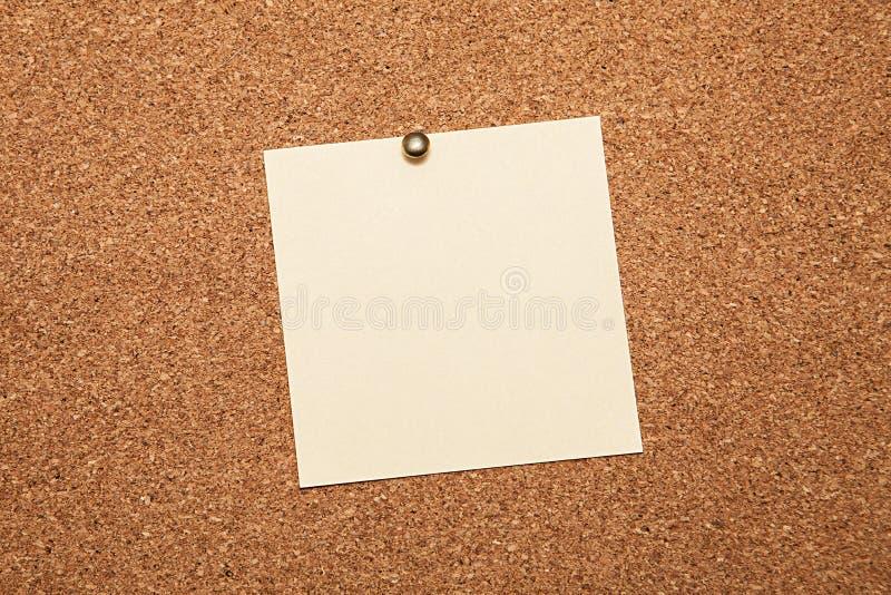 Notatka obrazy stock