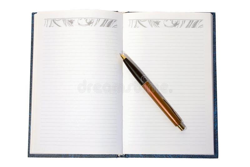 notatnik obraz royalty free
