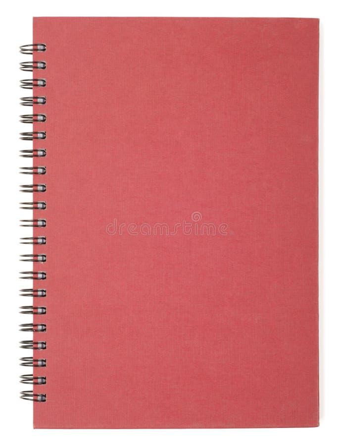 notatnik blisko obraz stock