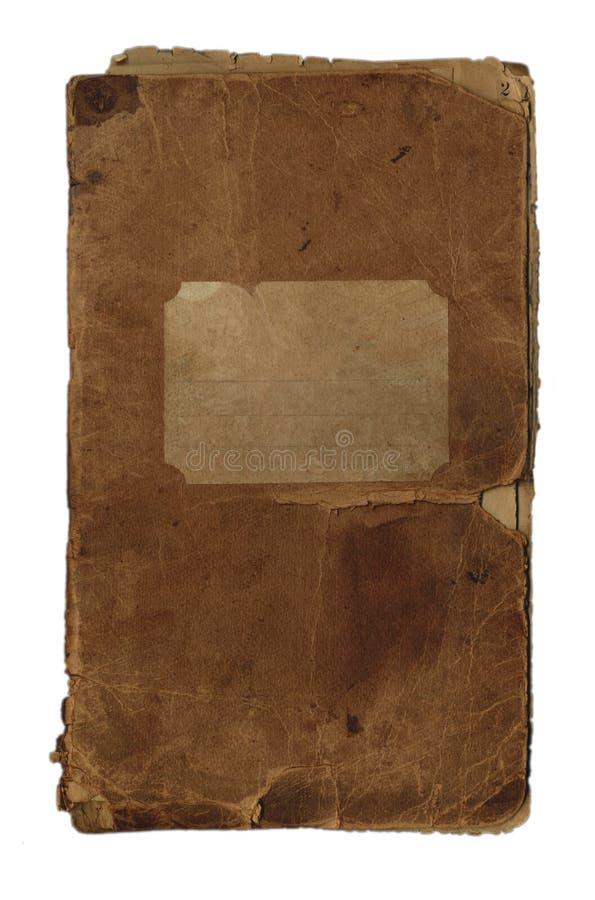 notatnik stary obraz royalty free