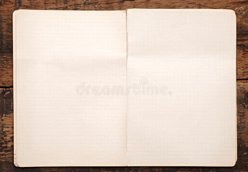 notatnik stary zdjęcia royalty free