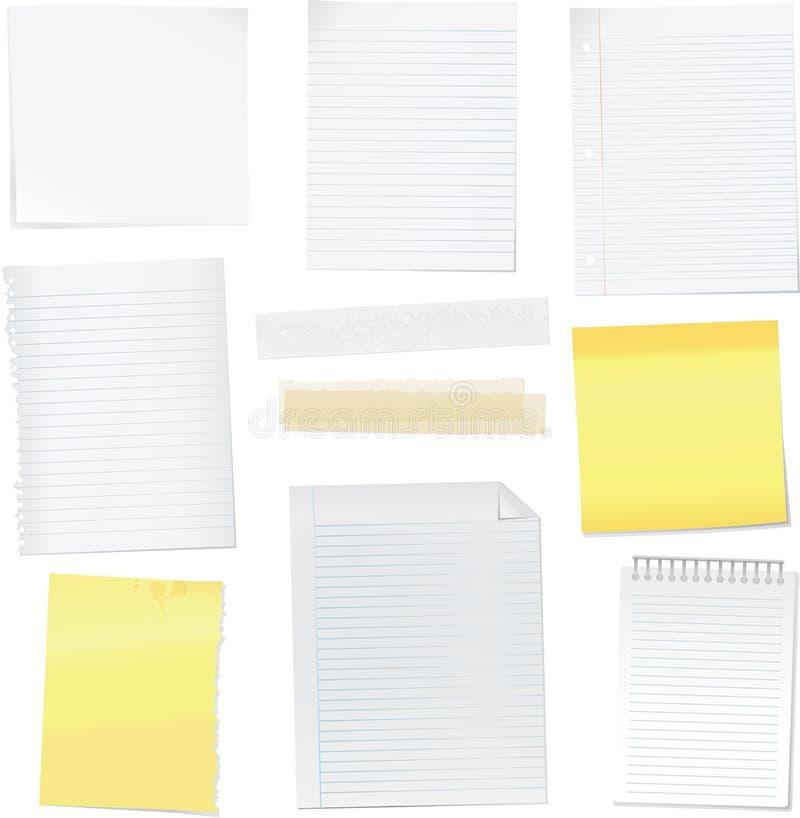 notatnika papier