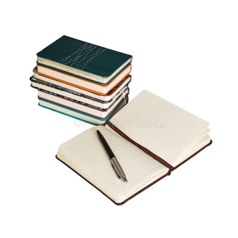 Notatniki obrazy stock