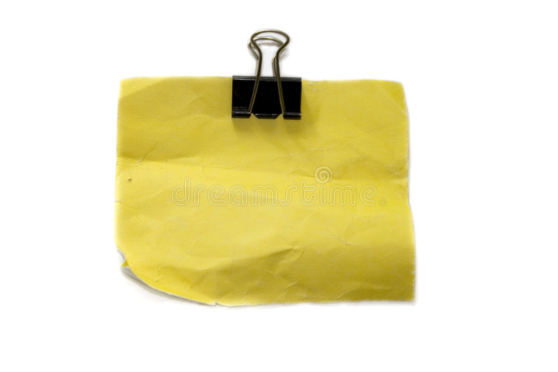 Download Note stock image. Image of reminder, paste, empty, clip - 5562375