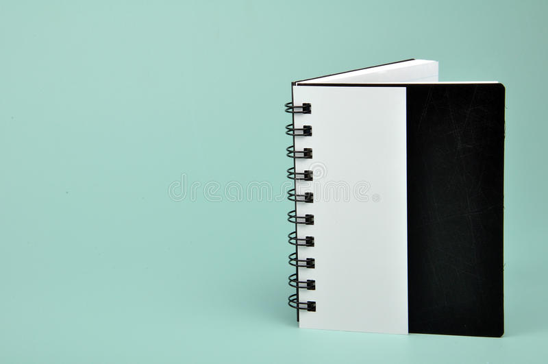 Download Note book stock photo. Image of supplies, spiral, closeup - 10547286