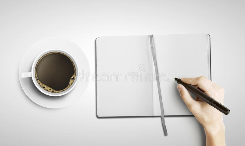 Note Book Royalty Free Stock Photos