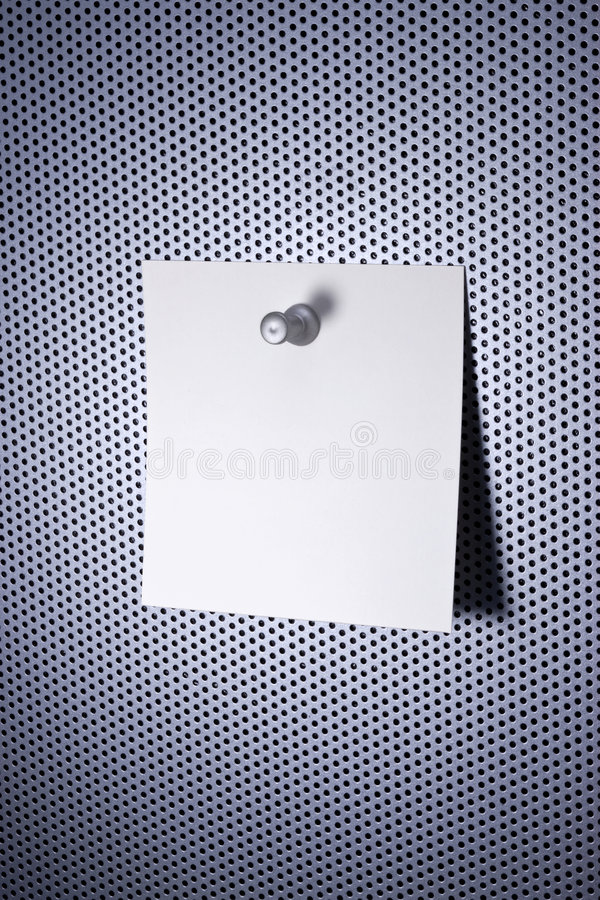 Download Note On Bulletin Board Royalty Free Stock Photo - Image: 8846195