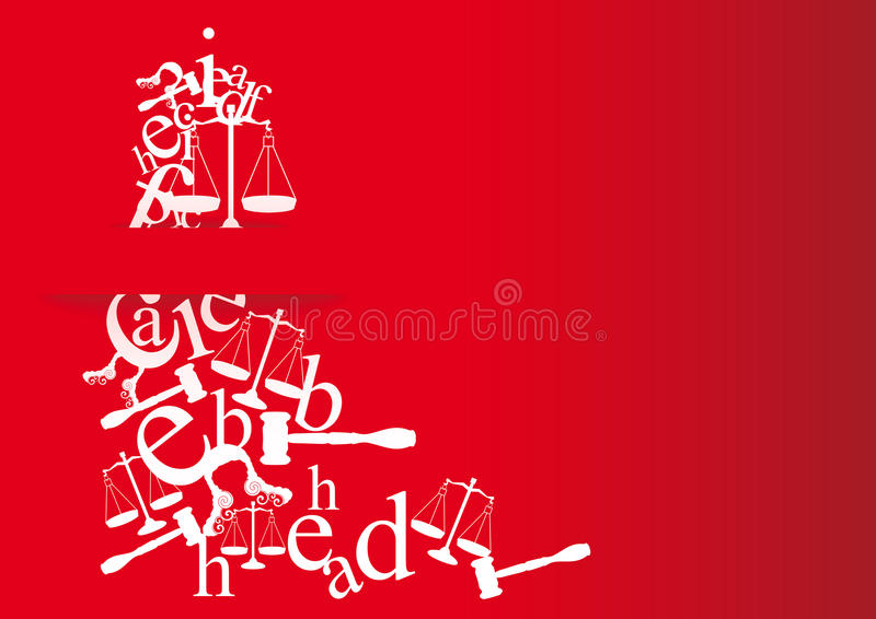 Download Note Cards And Of Law Degree With Symbols Stock Photo - Image: 29126150