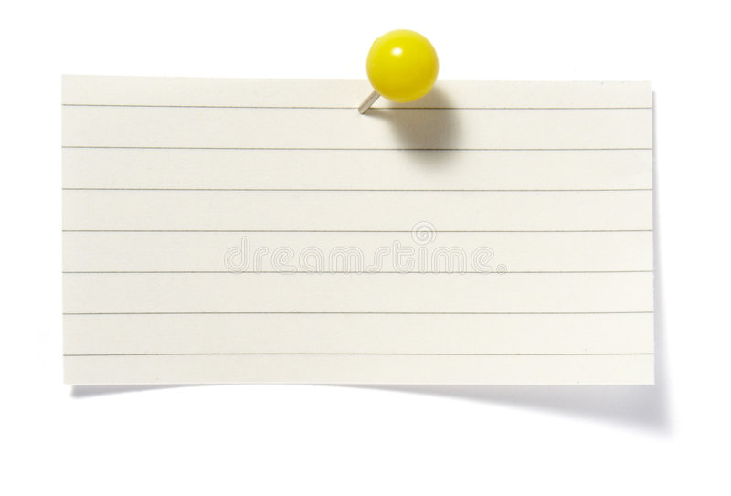 Note clip royalty free stock images