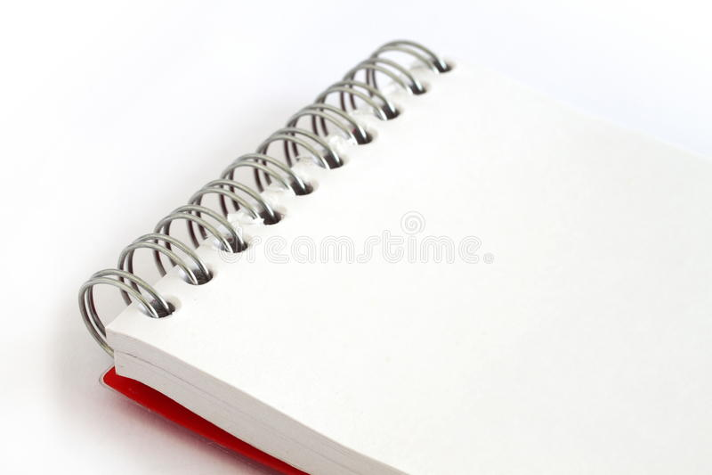 Note De Livre Photos stock