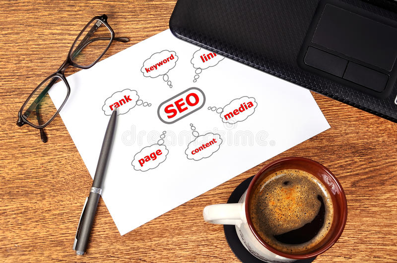 Download Note Graph Seo Royalty Free Stock Images - Image: 26710909