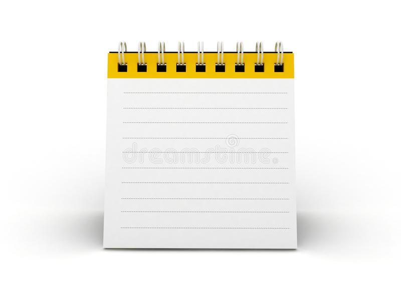 Download Note Pad Royalty Free Stock Photos - Image: 15590918