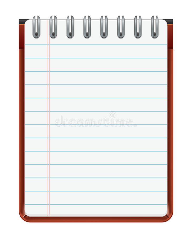 Free Note Pad Royalty Free Stock Photography - 35946057