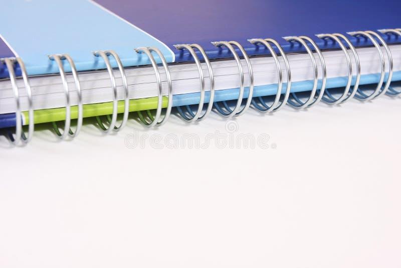 Note pad binding rings