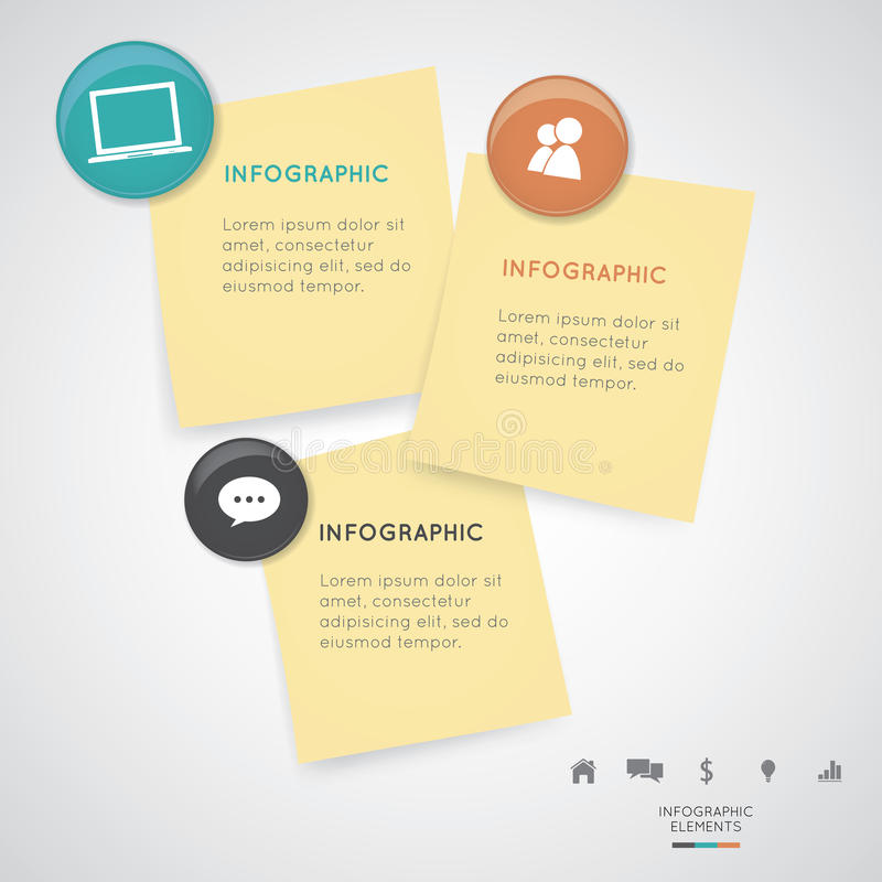 Note Pad - Vector stock illustration