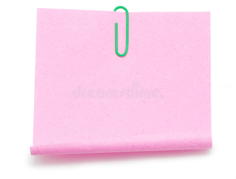Download Note Paper Royalty Free Stock Image - Image: 11050326